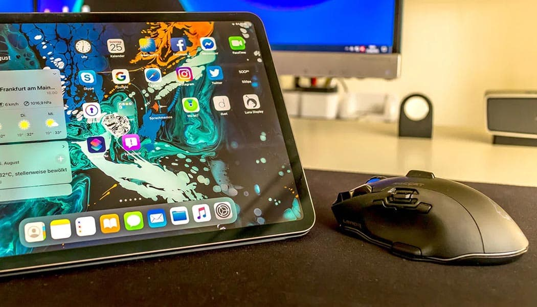 Apple Extends iPad's Mouse to gaming