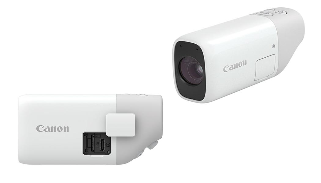 Canon PowerShot Zoom Debuts