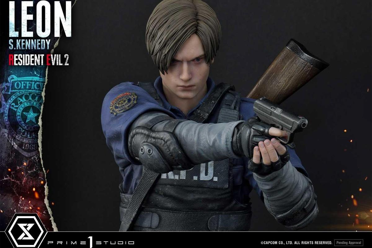 Resident Evil 2 Figurines 1300 USD|Capcom Resident Evil 2 figurines