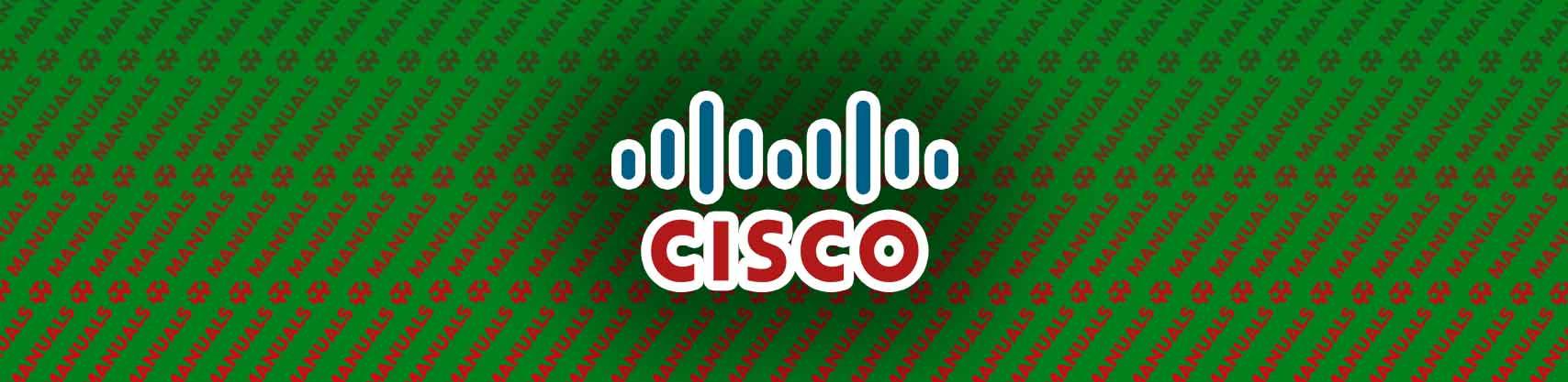 Cisco RE1000 Manual