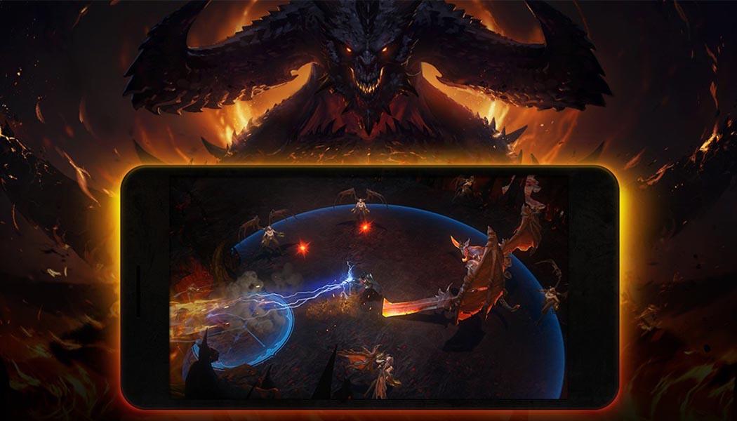 Diablo Immortal is still happening