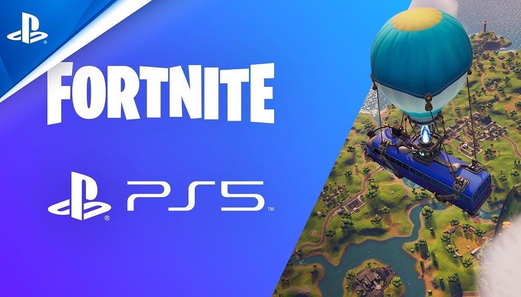 Fortnite PS5 update next gen