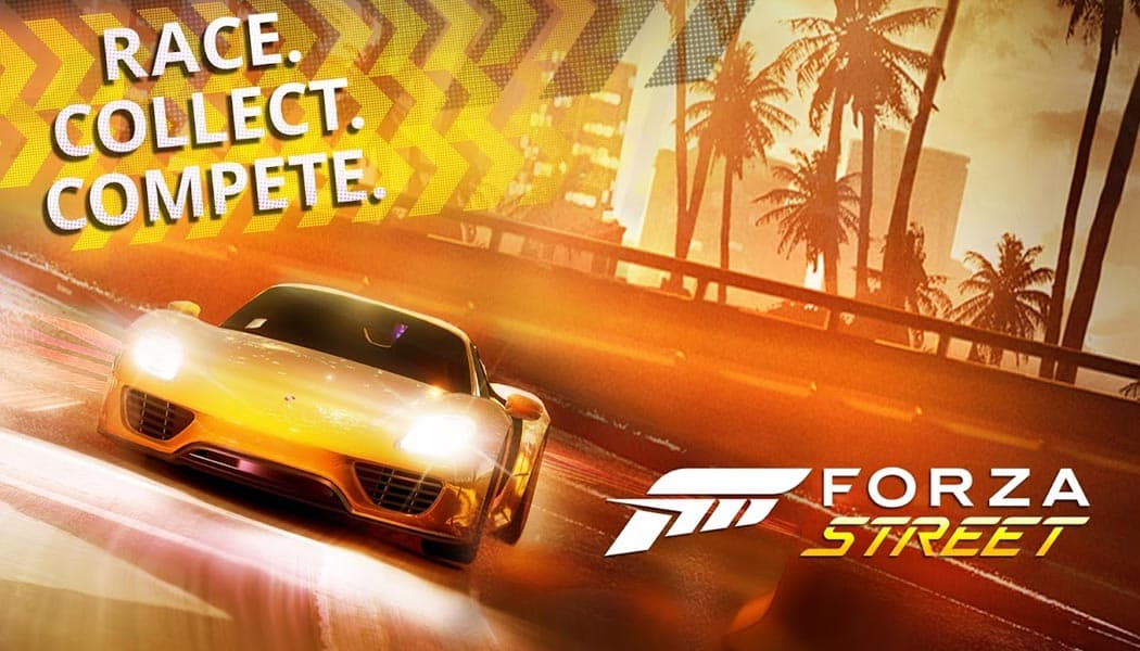 Forza Street Android Released