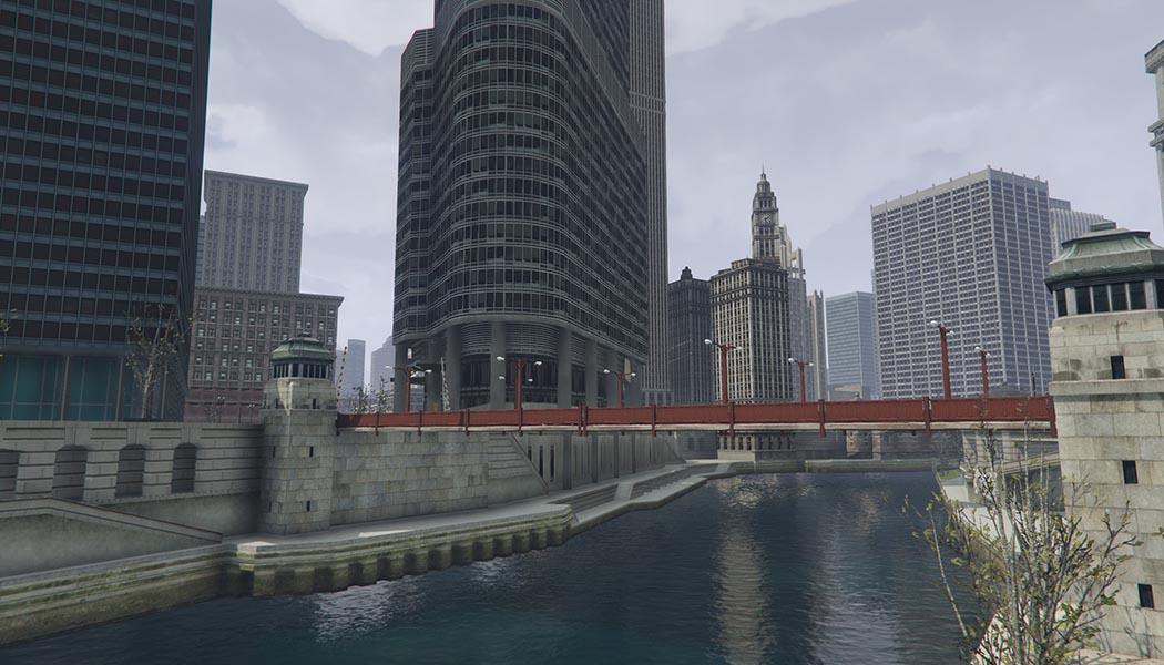 GTA 5 Chicago