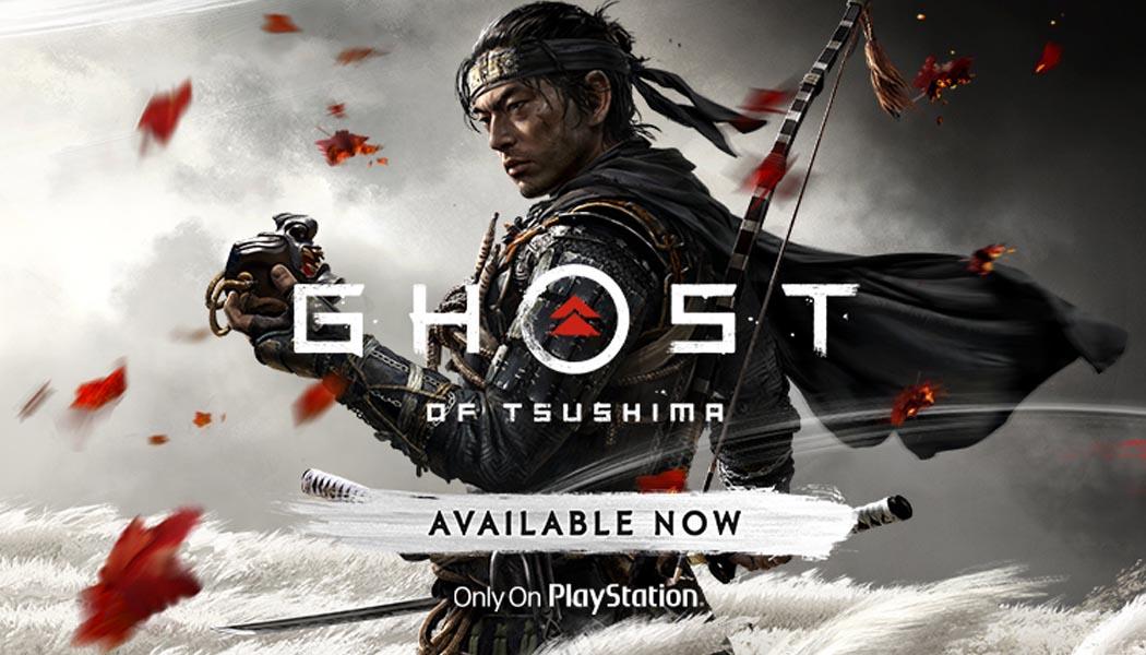 Ghost of Tsushima PS5 ugprade announced