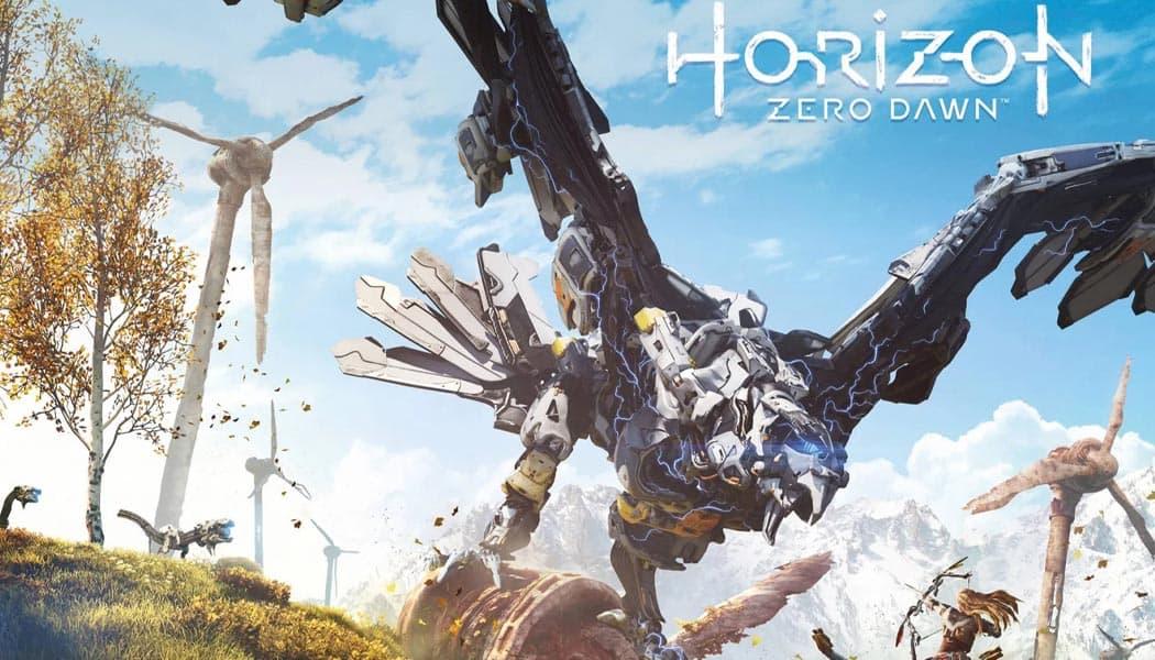 Horizon Zero Dawn Steam Launch