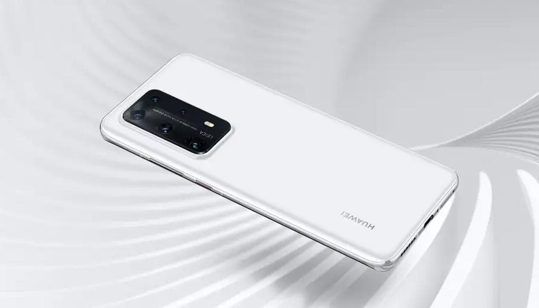 Huawei Unveils P40 Smartphone Series