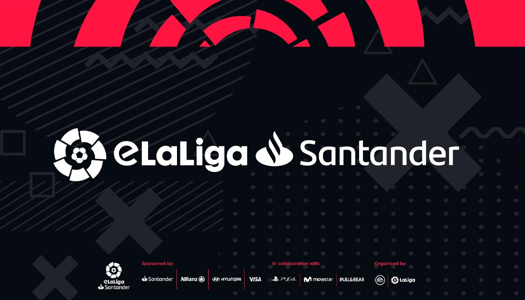 La Liga Embraces Esports With Santander Fan Cup