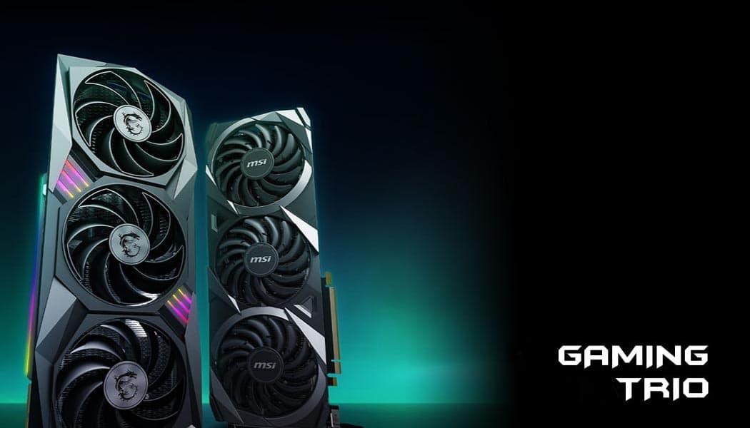 MSI GeForce-RTX-30-Series