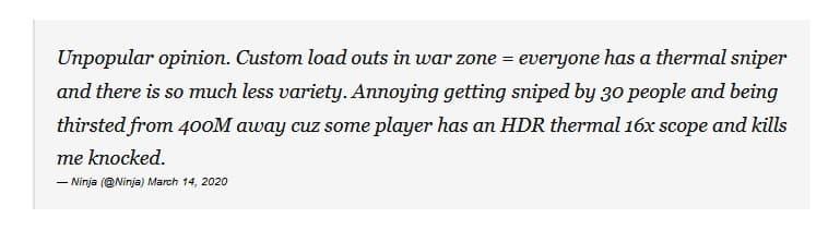 Ninja Complaining Warzone 2|Ninja Complaining Warzone