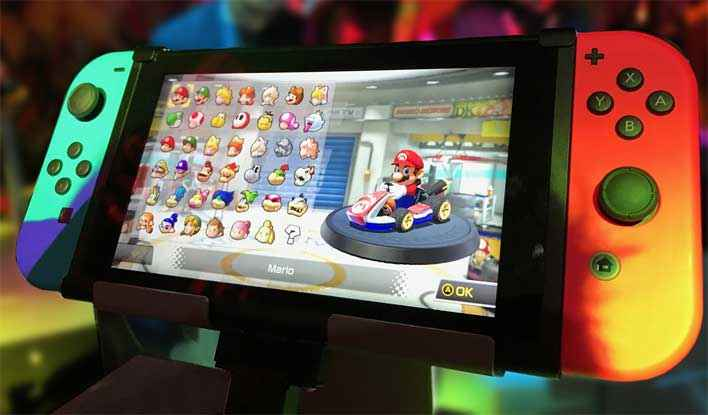 Nintendo Sues Switch Hackers
