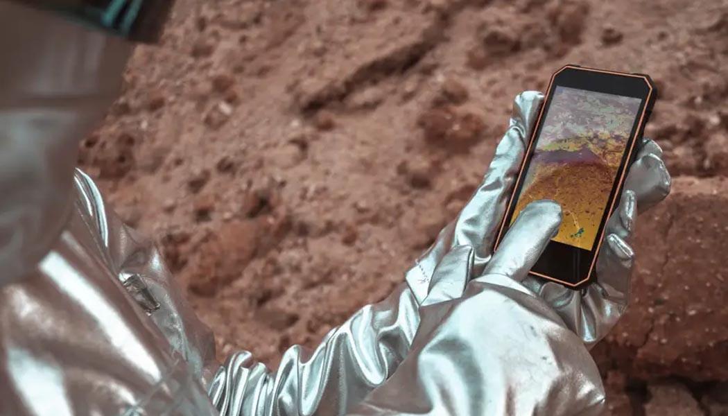 Nokia Joins NASA