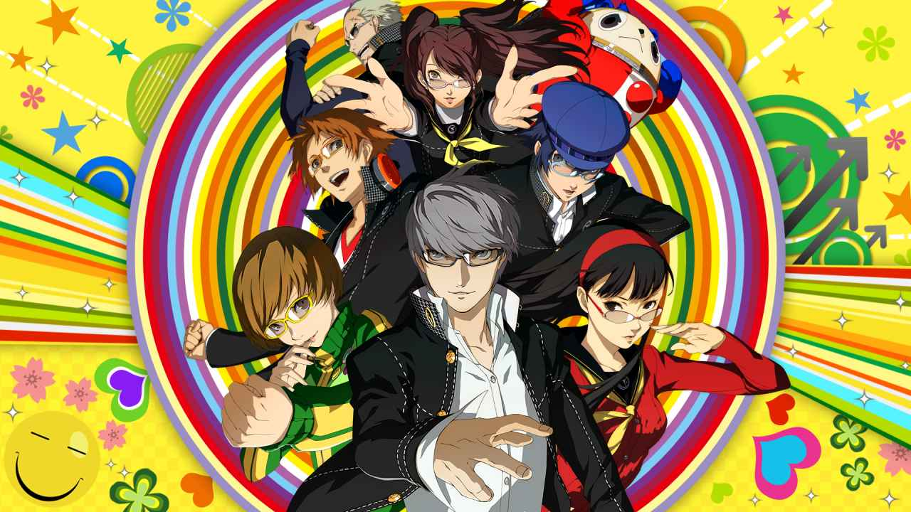 Persona 4 Golden hits 500k PC sales