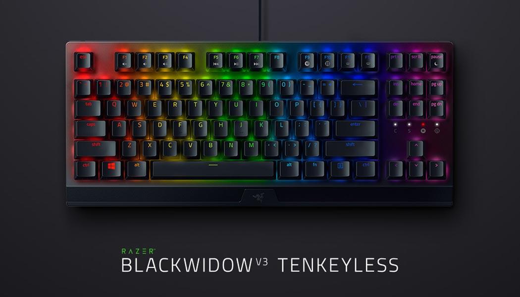 Razer BlackWidow V3 Keyboard