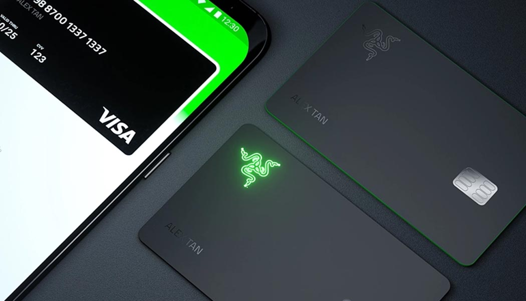 Razer Visa Debit Card Announced