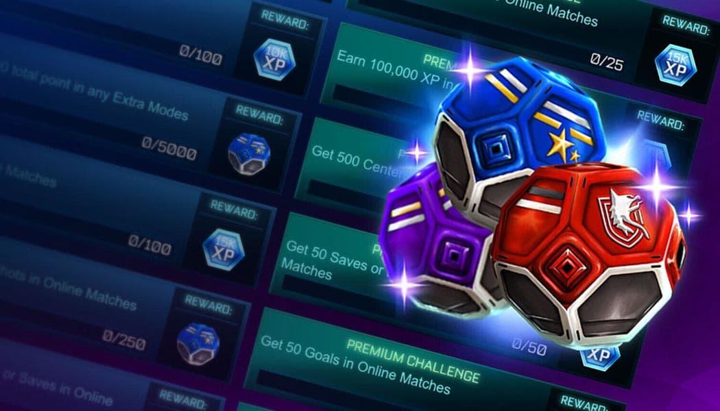 Rocket League Revamped Challenge System