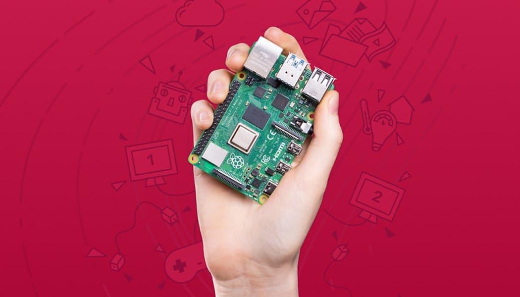 Sony Teams Up With Raspberry Pi