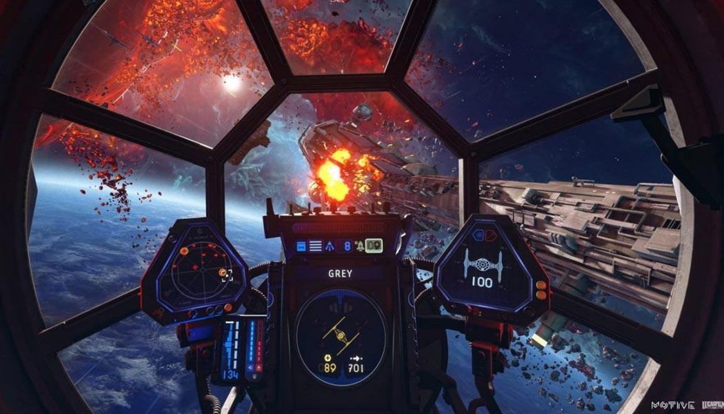 Star Wars Squadrons Hits PC
