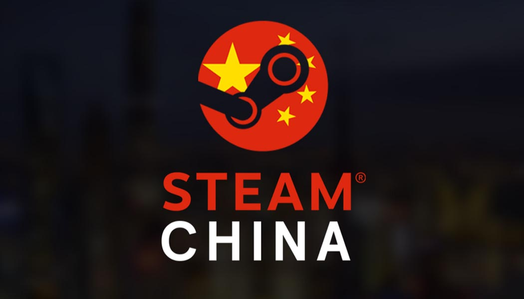 Steam in China