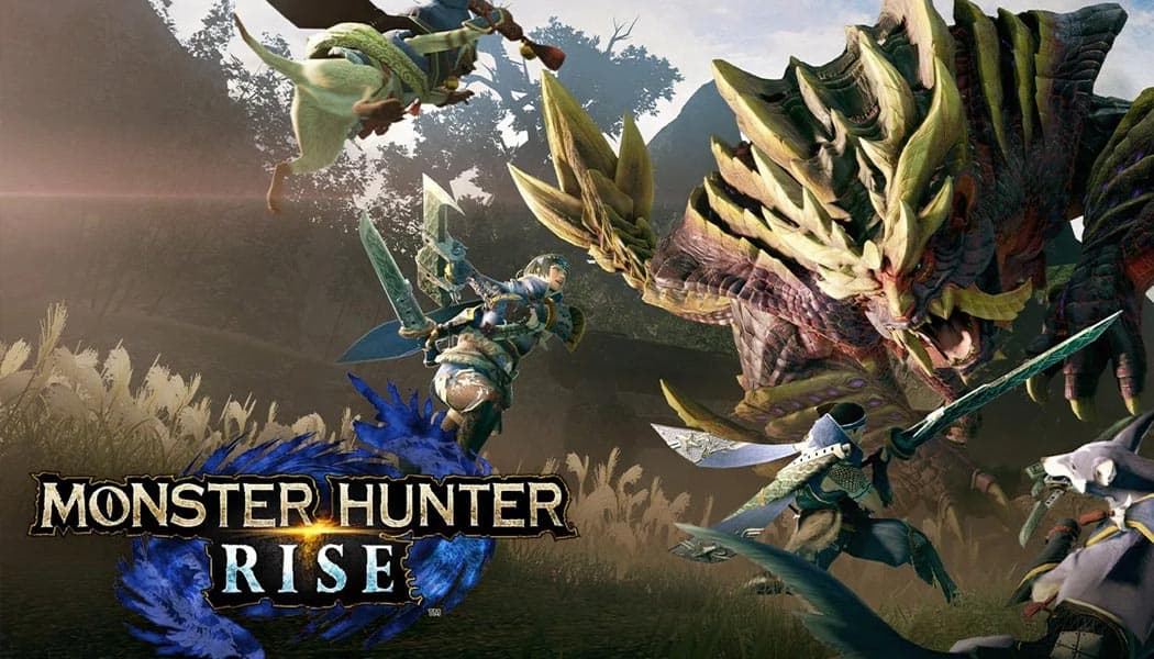 Switch Exclusive Monster Hunter Game