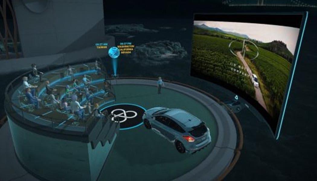 Vive XR Suite Presented