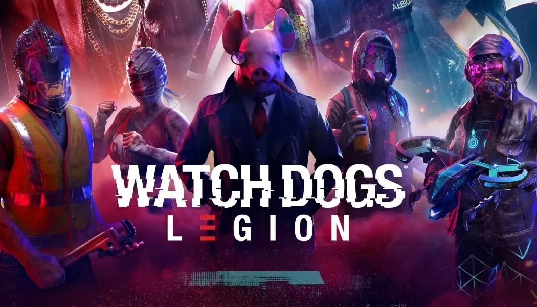 Watch Dogs Legion all consoles